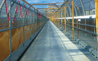 コンクリート構造物のメンテナンス事業